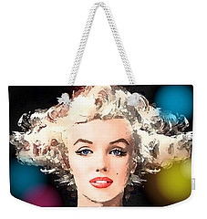 Marilyn - Some Like It Hot Weekender Tote Bag