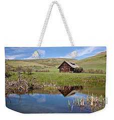Weekender Tote Bag featuring the photograph Somebody's Dream by Jack Bell