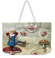 Something Fishy At The Shore Weekender Tote Bag