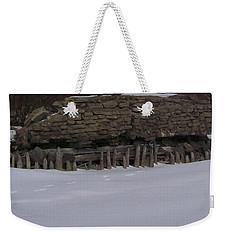 John Hinker's Coal Dock. Weekender Tote Bag