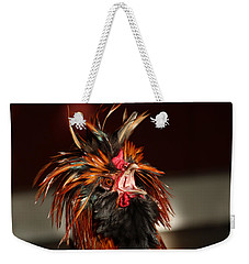 Something To Crow About Weekender Tote Bag by Lynn Sprowl
