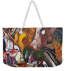 Something To Shout About Weekender Tote Bag