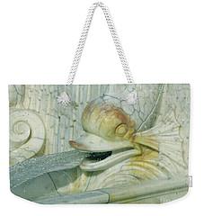 Somewhat Fishy Weekender Tote Bag by Ann Horn