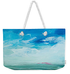 Somewhere Beyond The Sea Weekender Tote Bag