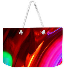 Somewhere In The Universe Weekender Tote Bag