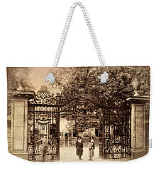 Somewhere In Time Weekender Tote Bag
