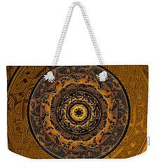 Song Of Heaven Mandala Weekender Tote Bag