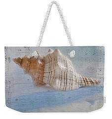 Songs Of The Sea Weekender Tote Bag by Betty LaRue