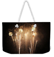 Weekender Tote Bag featuring the photograph Sonic by Rowana Ray