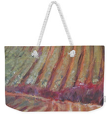 Sonoma Vines Weekender Tote Bag by Mary Hubley