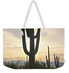 Sonoran Desert View Weekender Tote Bag