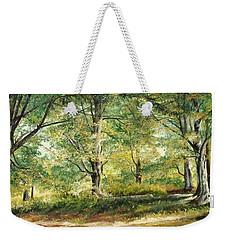Sorica Mountain Weekender Tote Bag
