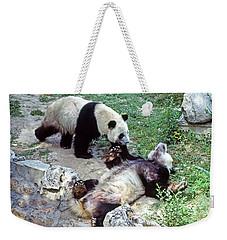 Sorry I Scared You Weekender Tote Bag