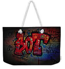 Sot Graffiti - Lisbon Weekender Tote Bag