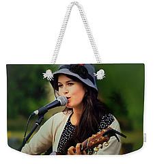 Soul Sister Weekender Tote Bag by Wallaroo Images