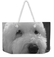 Soulful Eye's Old English Sheep Dog Weekender Tote Bag