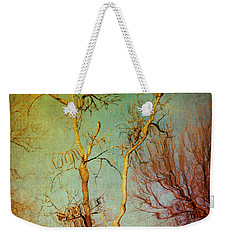 Souls Of Trees Weekender Tote Bag