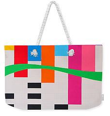 Sound Board #1 Weekender Tote Bag