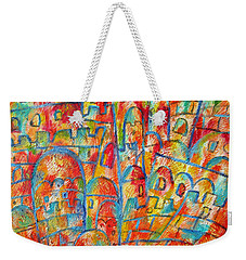 Sound Of Shofar Weekender Tote Bag