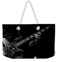Sounds In The Night Bass Man Weekender Tote Bag