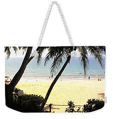 South Beach - Miami Weekender Tote Bag