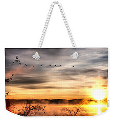 South Carolina Morning Weekender Tote Bag by Lynne Jenkins