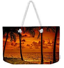 South Florida Weekender Tote Bag