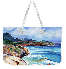 South Shore Hike Weekender Tote Bag
