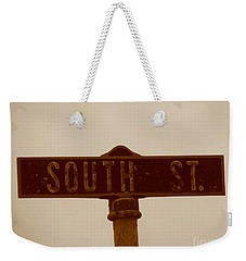 South Street Weekender Tote Bag