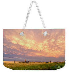 Southeastern New Mexico Weekender Tote Bag by Roselynne Broussard