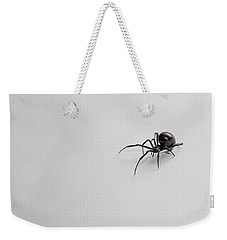 Southern Black Widow Spider Weekender Tote Bag