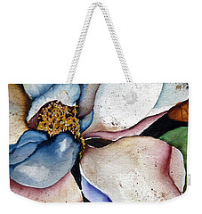 White Glory Weekender Tote Bag
