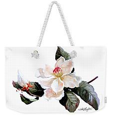 Southern Magnolia Weekender Tote Bag