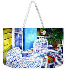 Southernmost Happy Hour Weekender Tote Bag
