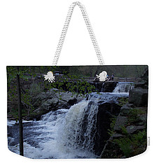 Southford Falls Weekender Tote Bag by Catherine Gagne