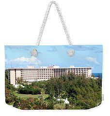 Southhampton Princess Bermuda Weekender Tote Bag by Ian  MacDonald