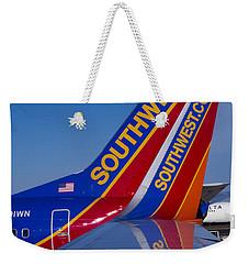 Southwest Weekender Tote Bag by Steven Ralser