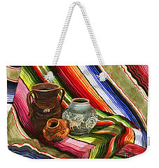 Southwest Still Life Weekender Tote Bag