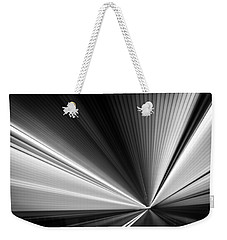 Space-time Continuum Weekender Tote Bag by Mihai Andritoiu