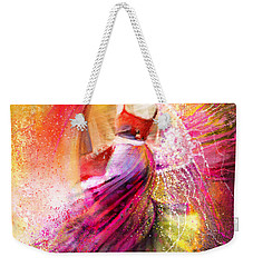 Spain - Flamencoscape 12 Weekender Tote Bag