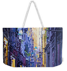 Spain Series 10 Barcelona Weekender Tote Bag