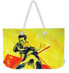 Spanish Bullfight Weekender Tote Bag