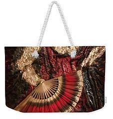 Spanish Dancer Framed Weekender Tote Bag