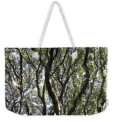 Spanish Moss Oak Weekender Tote Bag