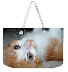 Spankie Weekender Tote Bag