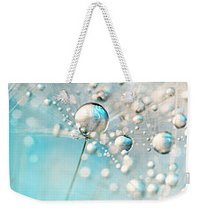 Sparkle In Blue Weekender Tote Bag