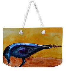 Special Treat Weekender Tote Bag by Beverley Harper Tinsley