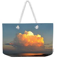 Spectacular Cloud In Sunset Sky Weekender Tote Bag