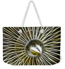 Spectacular Spokes Weekender Tote Bag