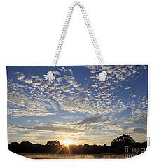 Spectacular Sunset England Weekender Tote Bag